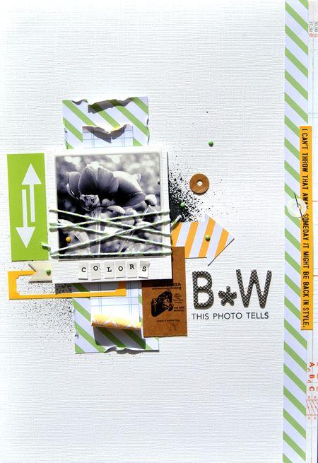 {B&W}
