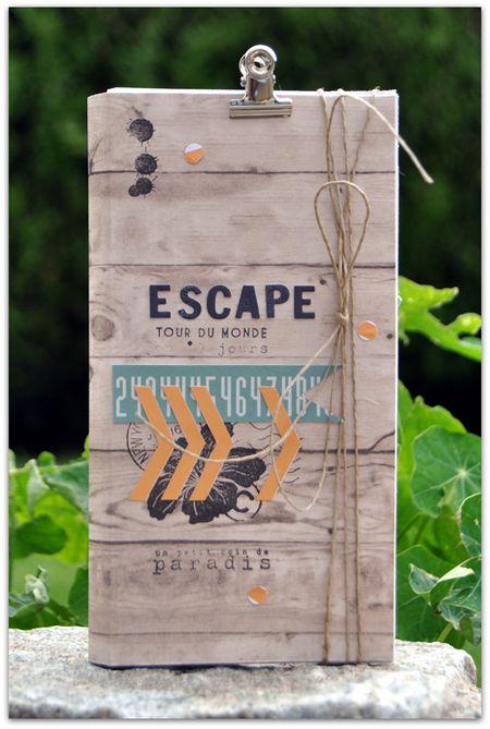 {Escape!}