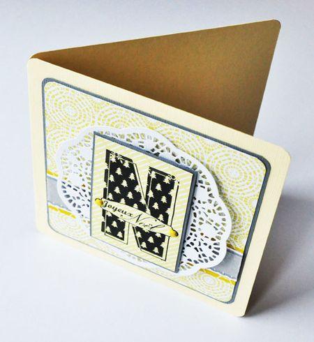 Carte joyeux noel lilou 01