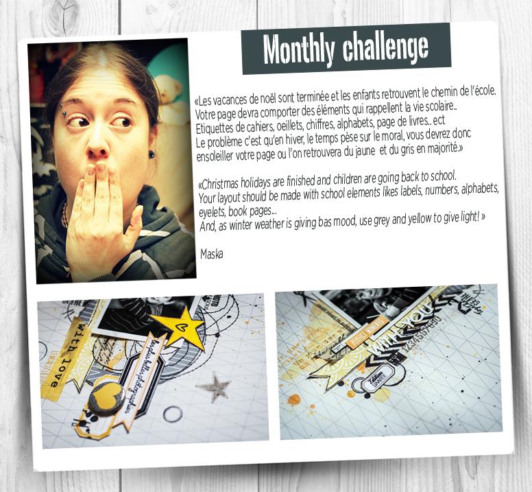 Challenge-maska
